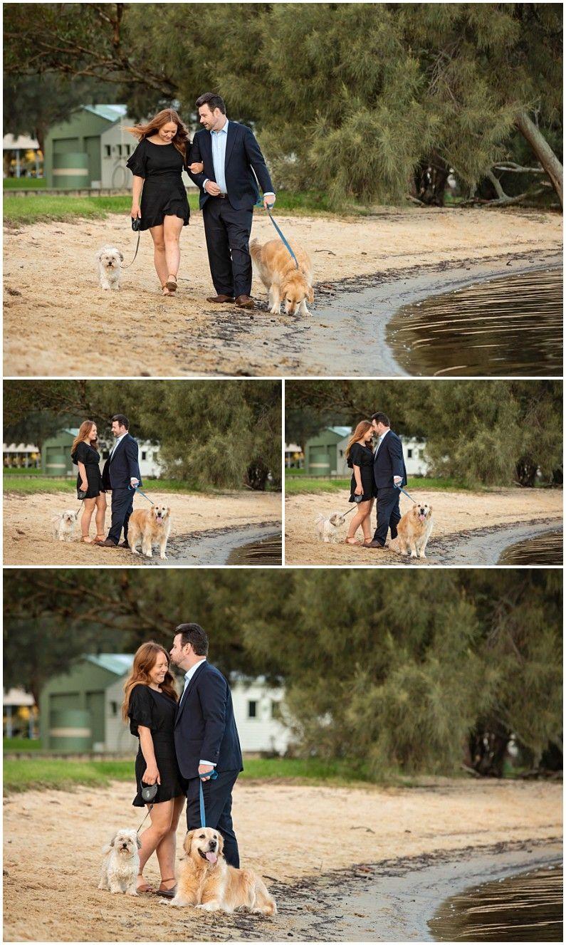 pre wedding engagement session