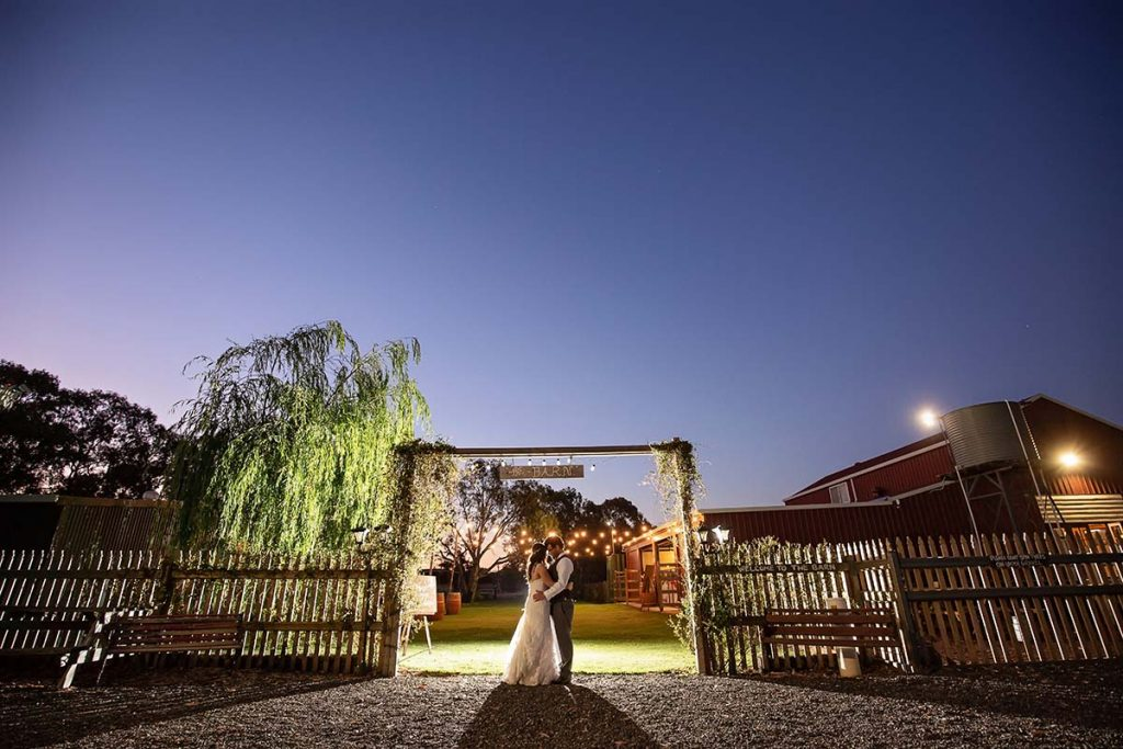 The Barn Hopeland Baldivis Perth Wedding photography
