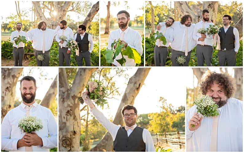 the barn hopeland wedding