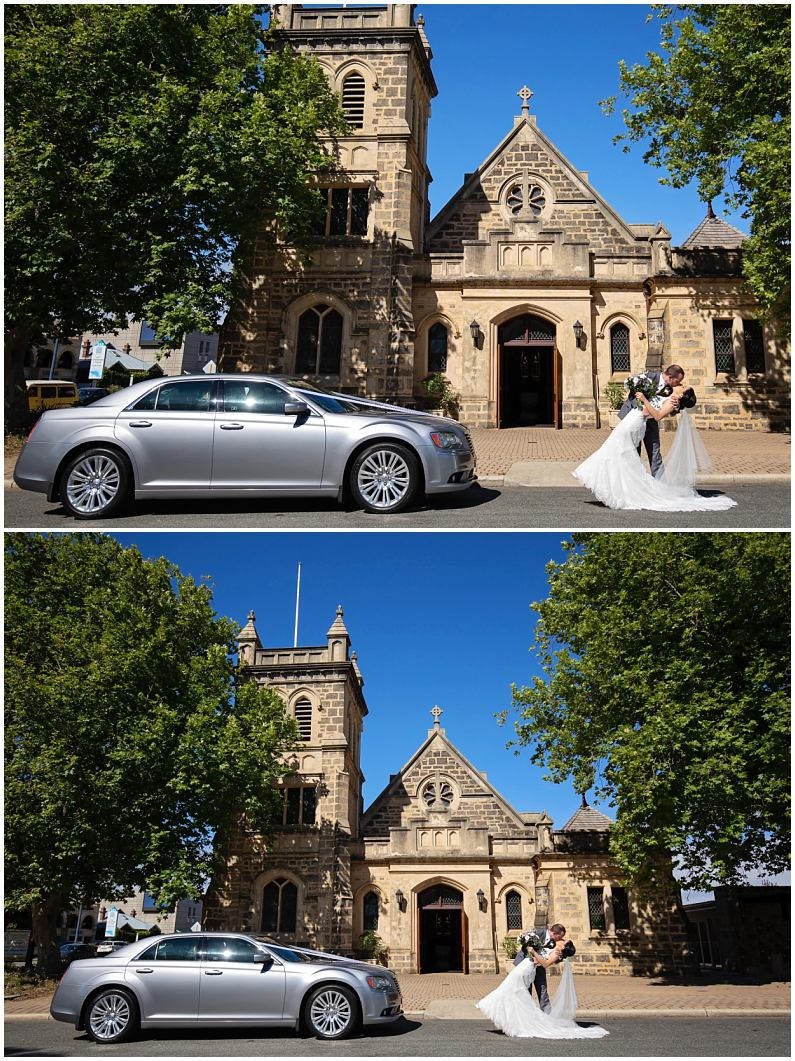 christ church claremont wedding, Christ Church Claremont Wedding