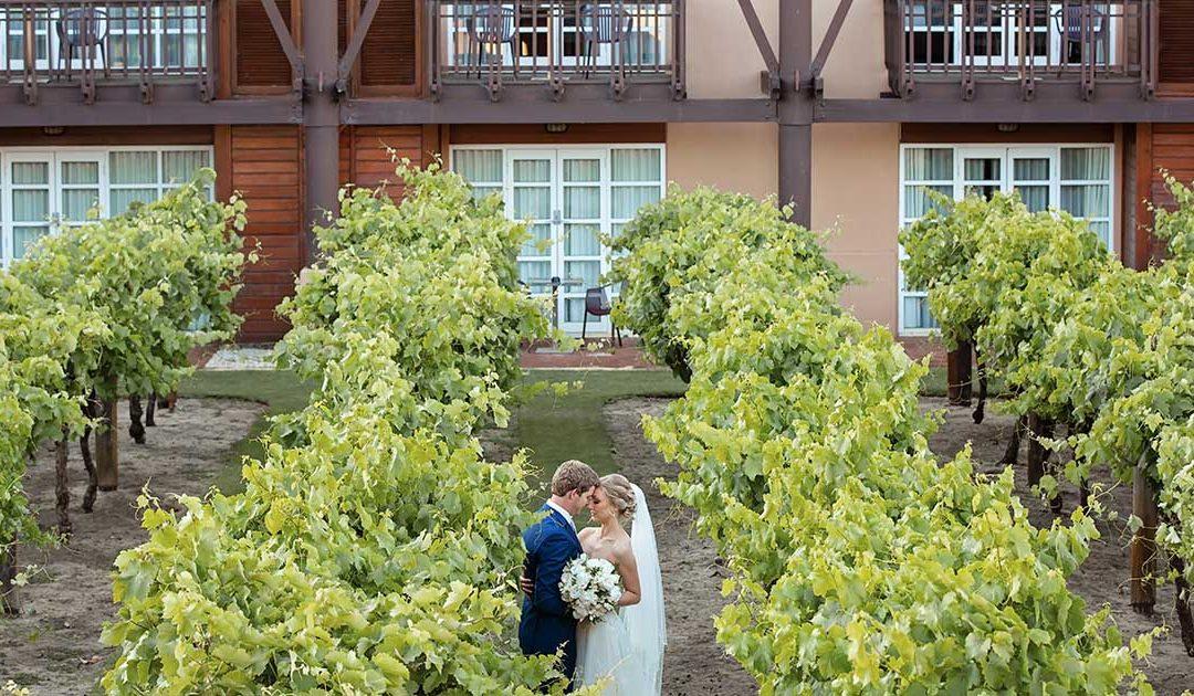 The Vines Resort Wedding