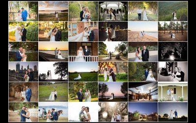 2018 Perth Newlyweds
