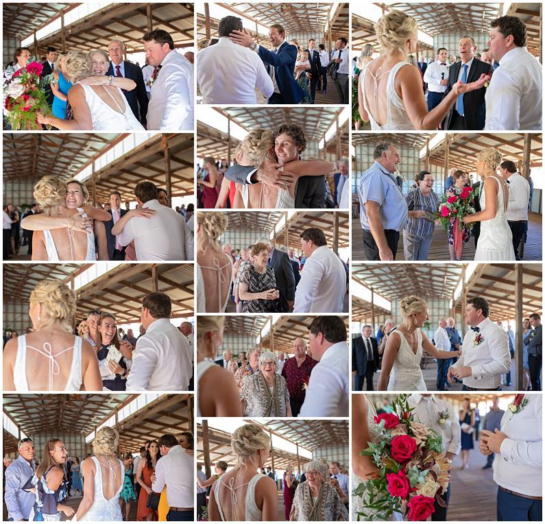 quarry farm summer wedding