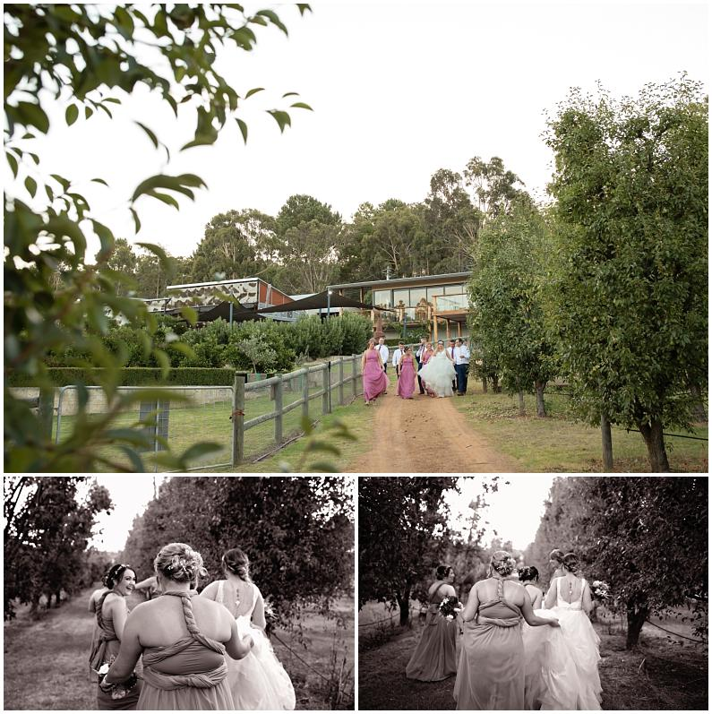 core cider house wedding