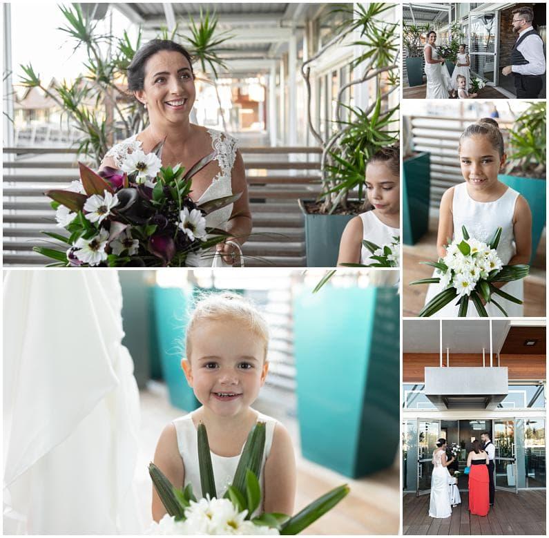 The Breakwater Hillarys Wedding