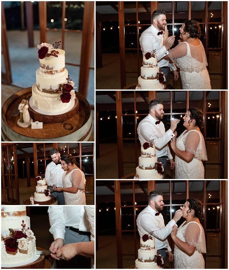 romantic quarry farm wedding