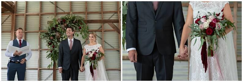 stormy quarry farm wedding