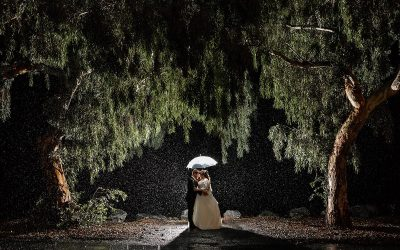 Perfect Rainy Winter Wedding  Quarry Farm