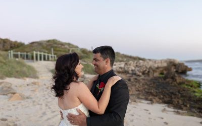 Mindarie Marina Wedding |Daphne & Lee