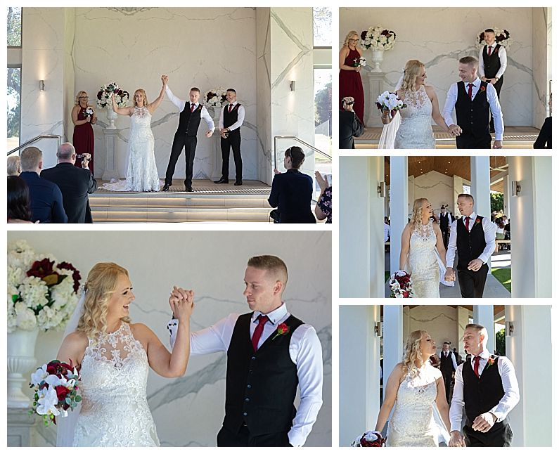 The Vines Resort - Wedding Ceremony