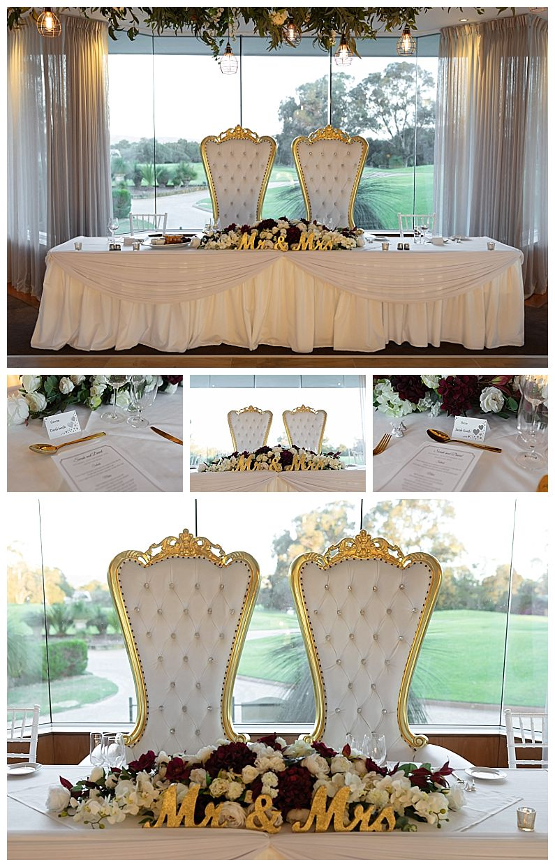 The Vines Resort - Wedding Reception Cabernet Room