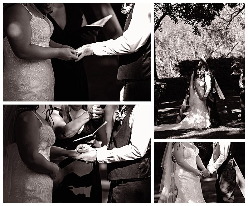Yoothamurra Homestead Wedding Ceremony