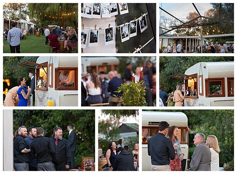 Yoothamurra Homestead Wedding Reception