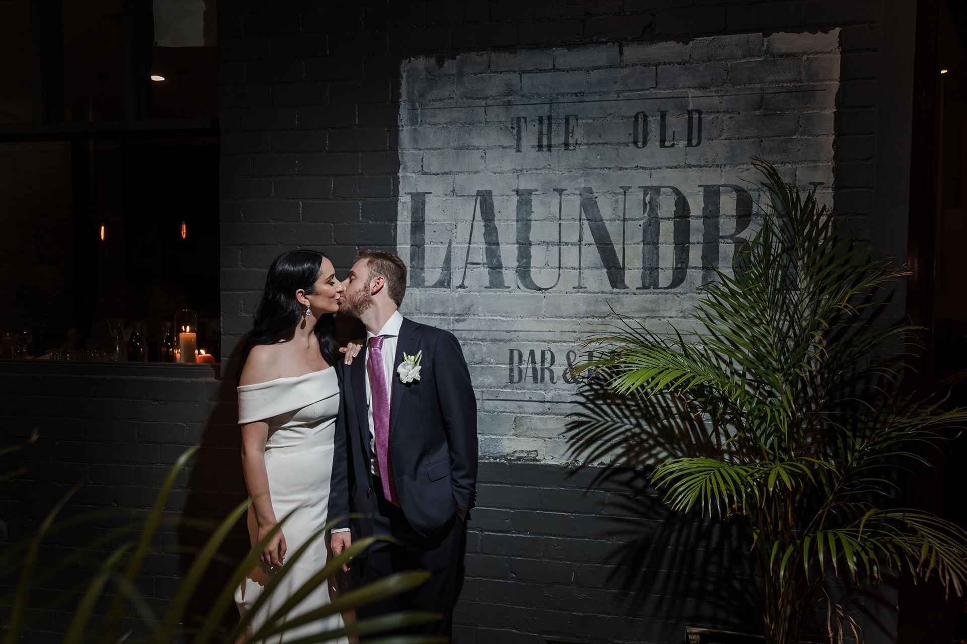 Wedding photography perth The old laundy
