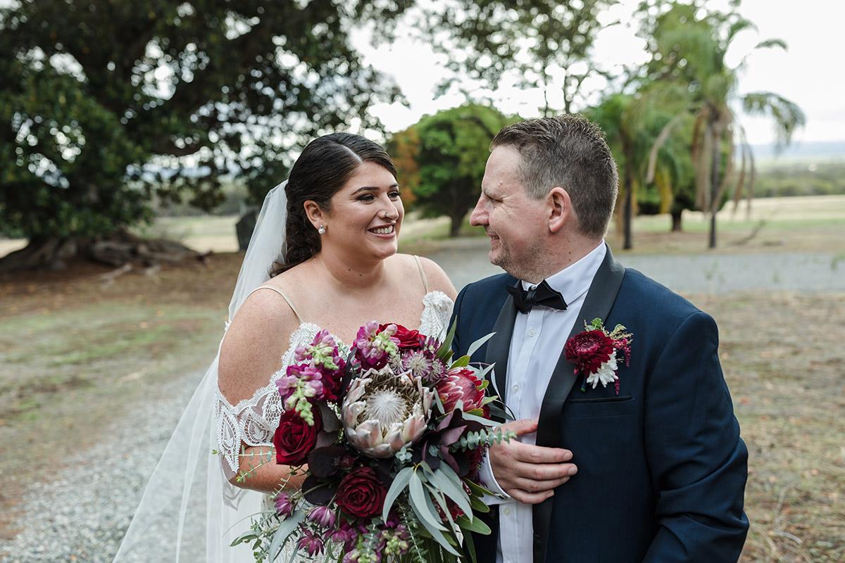 Quarry Farm wedding photography perth