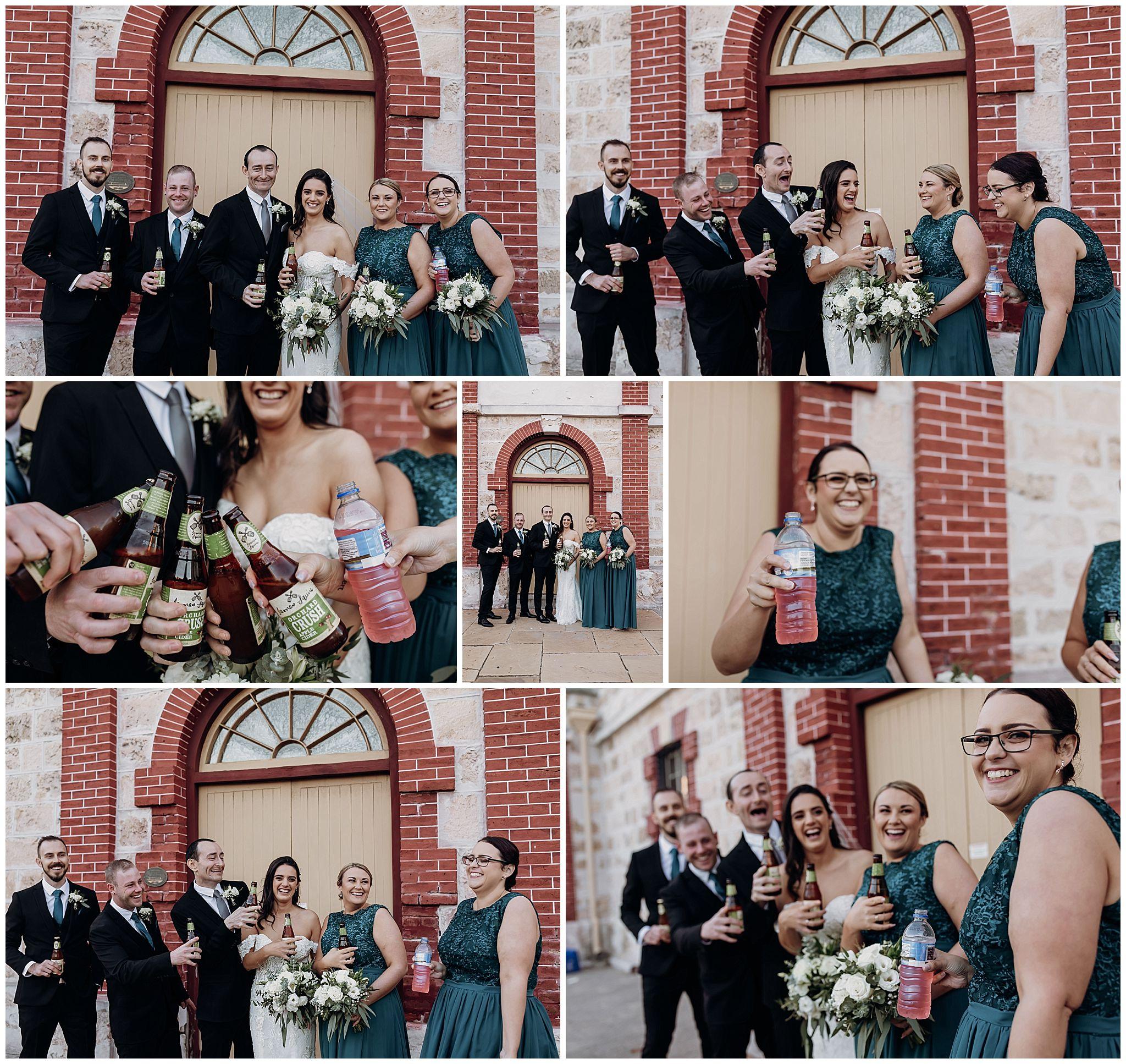 Bridal Party Photography Fremantle WA